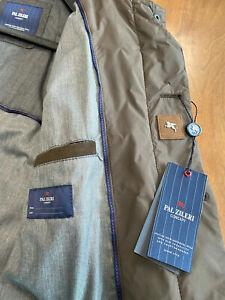 Pal Zileri Men's Cult Winter Jacket Trenchcoat Trench Coat Jacket Coat 48/M