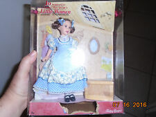 2001 NIB When I Read I Dream Series Jo Little Women Collection Doll