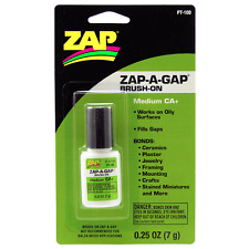 Zap Green Label A Gap Medium Brush On CA+ 0.25oz / 7g PT-100 5525638