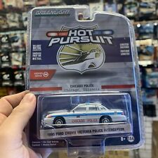 Hot Pursuit Chicago Police 1995 Ford Crown Victoria Police Interceptor