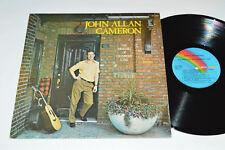 JOHN ALLAN CAMERON The Minstrel of Cranberry Lane LP 1973 MCA Coral CB-35003 VG