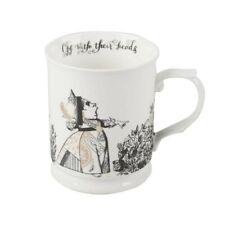 Creativetops Alice Wonderland Tasse mit Untertasse Kaffeetasse Sammeltasse