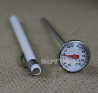 Analog Practical Instant Read Thermometer Kitchen For Cooking Food ^r