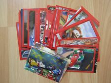 Images  Album Panini CARS Disney Pixar 2011 - Lot de 5 images pour 2.49 euros