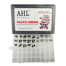 69Pcs / 3Set Complete Valve Shim Kit D=8.85mm for ATV KTM from 1.72mm to 2.60mm