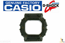 CASIO G-Shock GX-56KG-3 Original Military Green Rubber BEZEL Case Shell