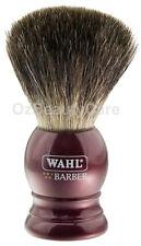 Wahl Traditional Barbers Badger Bristle Shaving Brush