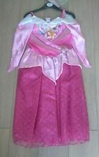 Sleeping Beauty Disney princess deluxe costume with sparkle lace skirt & tiara