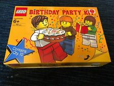 LEGO Birthday Party Kit #852998 Materials for 10, NEW
