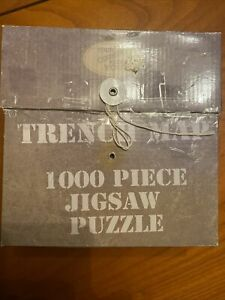 Trench Map 1000 Piece Jigsaw Puzzle