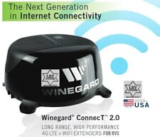 WiFi Range Extender; ConnecT (TM); Uses Wifi And 4G LTE Coverage For RV, Trailer