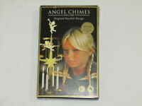 Christmas ANGEL CHIMES - Original Swedish Design With 4 Candles - BRASS Carousel