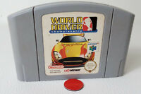 World Driver   Nintendo 64   N64   gebraucht nur Modul