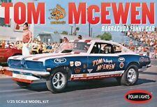 Polar Lights 1:25 Tom Mongoose McEwen 1969 Barracuda Funny Car POL953 PLL953
