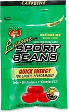 EXTREME WATERMELON SPORT BEANS Candy ~ Energizing ~ JELLY BELLY FRESH ~ 24 PACK