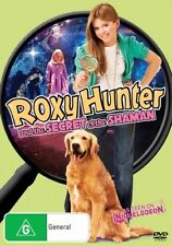 Roxy Hunter And The Secret Of The Shaman DVD Region 4 (VG Condition)