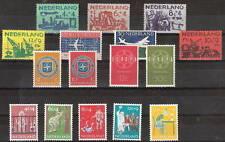 JAARGANG 1959 NVPH 720-735 POSTFRIS CAT.WAARDE 31,60 EURO