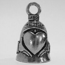 CLADDAGH GUARDIAN BELL gremlin mod harley dyna custom heart irish motorcycle fxr