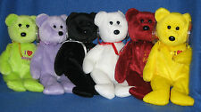 TY 2005 ASIA PACIFIC EXCLUSIVE BEANIE BABY SET - MWMT