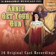 Annie Get Your Gun Original Soundtrack (CD, Jun-2002, Prism) VG+