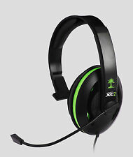 Turtle Beach Ear Force Xc1 Xbox 360 Gaming Headset and
