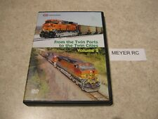 FROM THE TWIN PORTS TO THE TWIN CITIES VOLUME 2 BY C VISION (TRAINS)