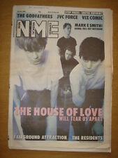 NME 1988 JUL 30 HOUSE OF LOVE SMITHS VIZ THE GODFATHERS