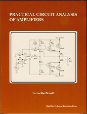 PRACTICAL CIRCUIT ANALYSIS OF AMPLIFIERS BY LORNE MACDONALD + ONE FREE BOOK