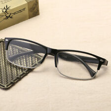 Half-rim frames Reading glasses rivet for readers +1.0 1.5 2.0 2.5 3.0 3.5 4.0