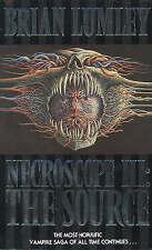 Necroscope III the Source, Brian Lumley, New Book