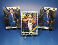 DONRUSS OPTIC PRIZM Steph Stephen Curry SILVER HOLO CARD LOT - INVESTMENT