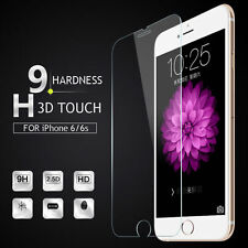 9H Premium Real Screen Protector Tempered Glass for All Apple iPhone Model 7 8 X