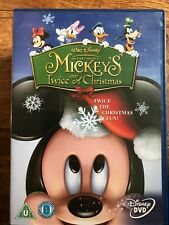 Mickey's Twice Upon A Christmas ~ Mouse Walt Disney Cartoon | UK DVD