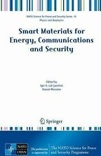 Smart Materials for Energy, Communications and Security (NATO Science -ExLibrary