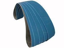 2 x 36 sanding belt 80 Grit Aluminum Zirconium  (5 Pack)  for MultiTool MT362