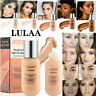 LULAA Women 35ml Matte Oil Control Concealer Liquid Foundation Cream Makeup Tool