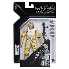 Star Wars The Black Series Archive Bossk 6-Inch Figure - New in stock