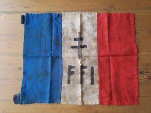 Drapeau FFI WW2