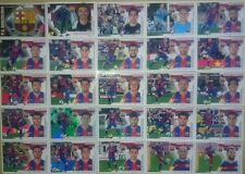Full Set 25 Stickers Cromos FC Barcelona Ediciones Liga Este 2015 2016 Messi