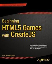 Beginning HTML5 Games with CreateJS: By Manderscheid, Brad