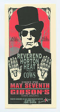 Reverend Horton Hill 1996 May 7 Tempe Arizona Handbill Mark Arminski