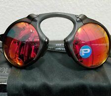 Sunglasses Men Oakley MadMan Polarized Iridium Round Authentic