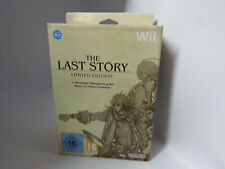 The Last Story Limited Edition Wii Nintendo PAL MULTI Italiano - NEW SEALED