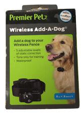 Premier Pet (GIF00-16918) - Wireless Add-A-Dog Collar 8Lbs+ (for Wireless Fence)