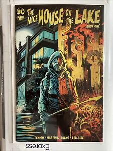 Nice House on the Lake #1 Francesco Francavilla Exclusive NM Limited Print DC