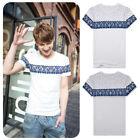 1Pcs Casual T Shirts Men's T-shirt 3D T shirt Short Sleeve T Shirt