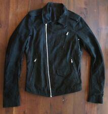 Rick Owens Stooges Lambskin Biker Jacket (Mens 48IT/38US).. Retail$2495.00