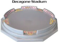 "Toymeca Beyblade Decagone   Big Size Strong Arena 25"" Battle Stadium"