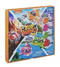 NEW Top Wing Island Rescue Nickelodeon Board Game Ages 4+ FREE SHIPPING!