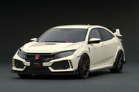 #IG1442 - Ignition Model Honda Civic (FK8) TYPE R - Championship White - 1:18